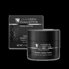 Роскошный обогащенный крем с экстрактом черной икры Caviar Luxury Cream 50 мл