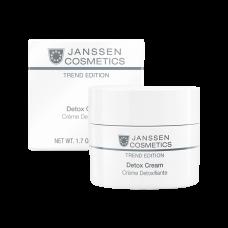 Насыщенный антиоксидантный детокс-крем Skin Detox Cream 50 мл