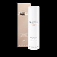 Стойкий тональный крем с SPF-15 (тон 04 самый темный) Perfect Radiance Make-up (04) 30 мл