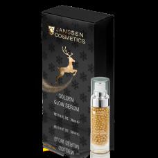 Лифтинг-сыворотка с эффектом сияния Golden Glow Serum 30 мл
